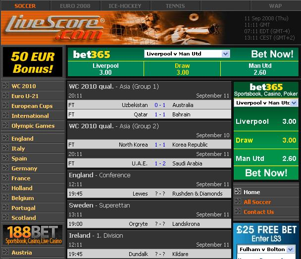 Livescore123 Real Time Soccer Results And Fixtures Skor Bola | Basketball Scores
